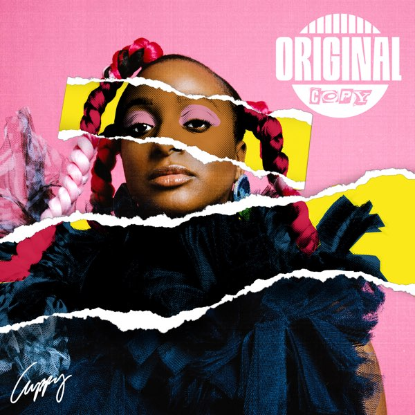 Cuppy Original Copy Album