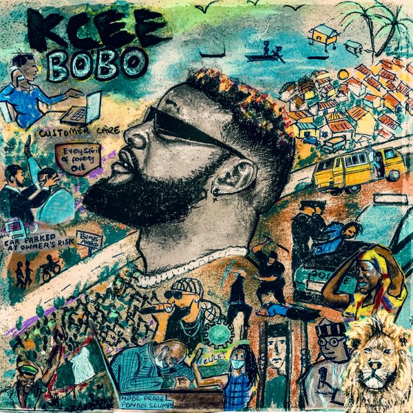 Bobo new song by Kcee - Mp3 Download