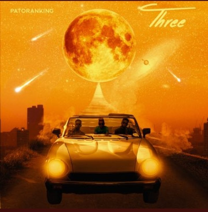 Patoranking –Three Album