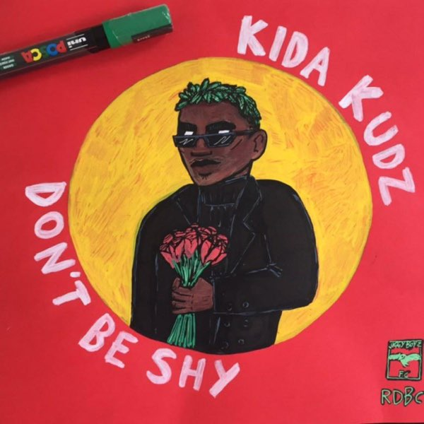 Don't Be Shy by Kida Kudz Mp3 Audio Download