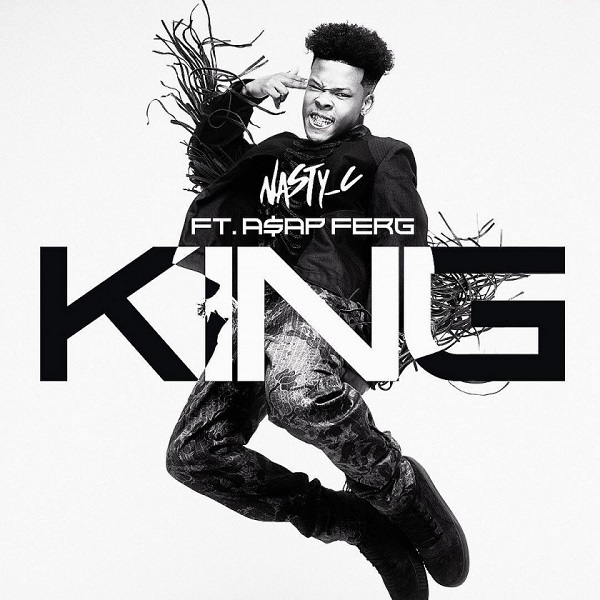 Nasty C King Artwork