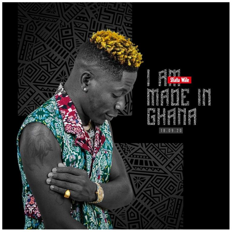 Shatta Wale I Am Made In Ghana art