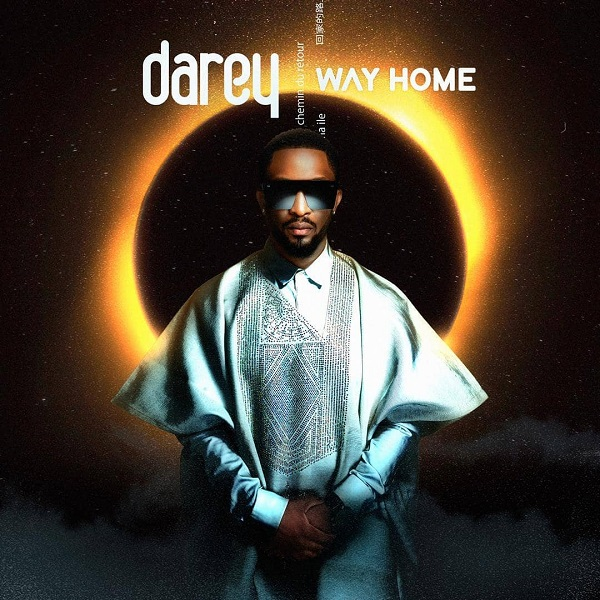 Darey Way Home EP