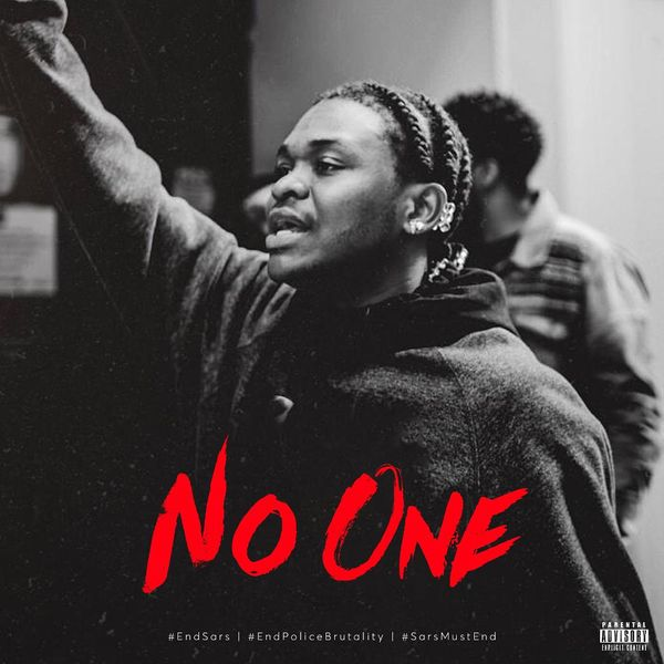 """No One"" song by Dice Ailes Mp3 Audio Download"