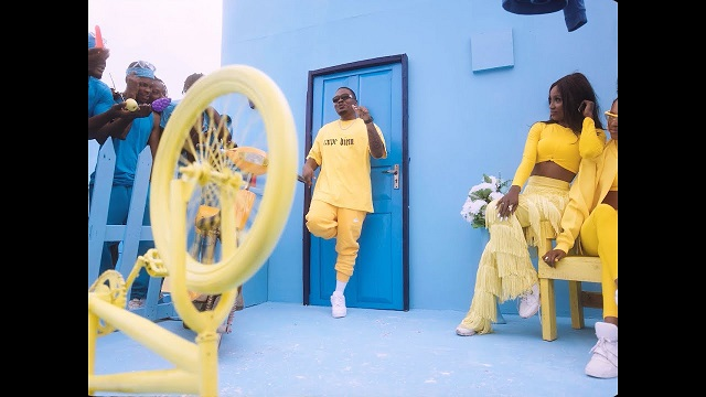 DOWNLOAD VIDEO: Greenlight by Olamide Official Music Video