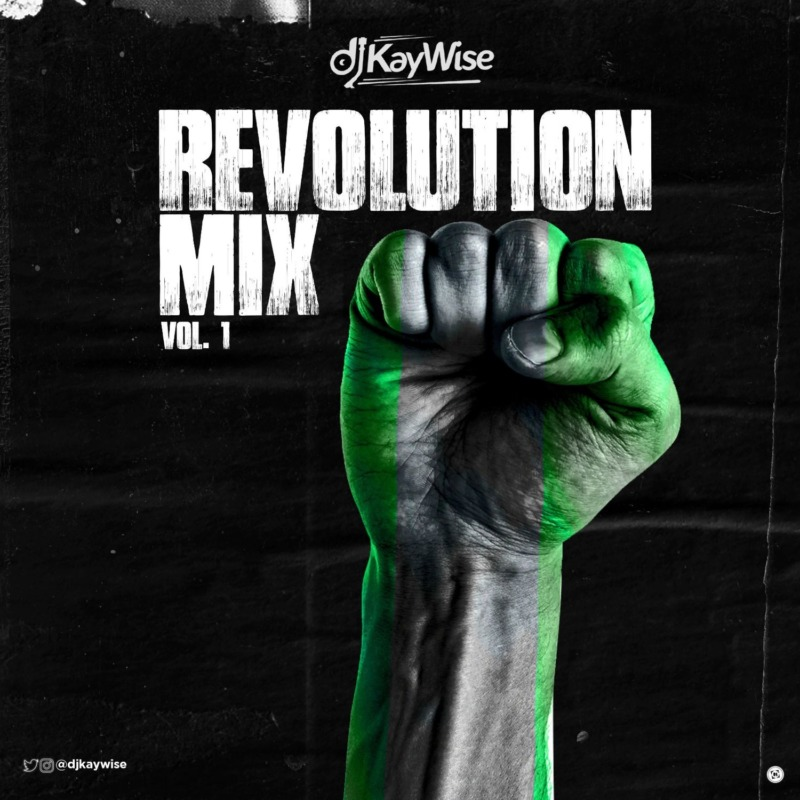 Revolution Mix art