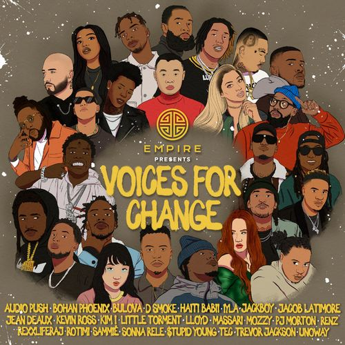 Rotimi Voices for Change UNITY