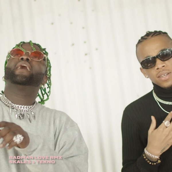 Skales Badman Love Remix Video
