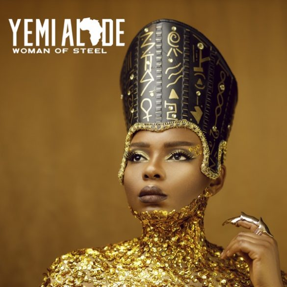 DOWNLOAD FULL ALBUM FOR FREE: WOMAN OF STEEL By YEMI ALADE MP3 DOWNLOAD