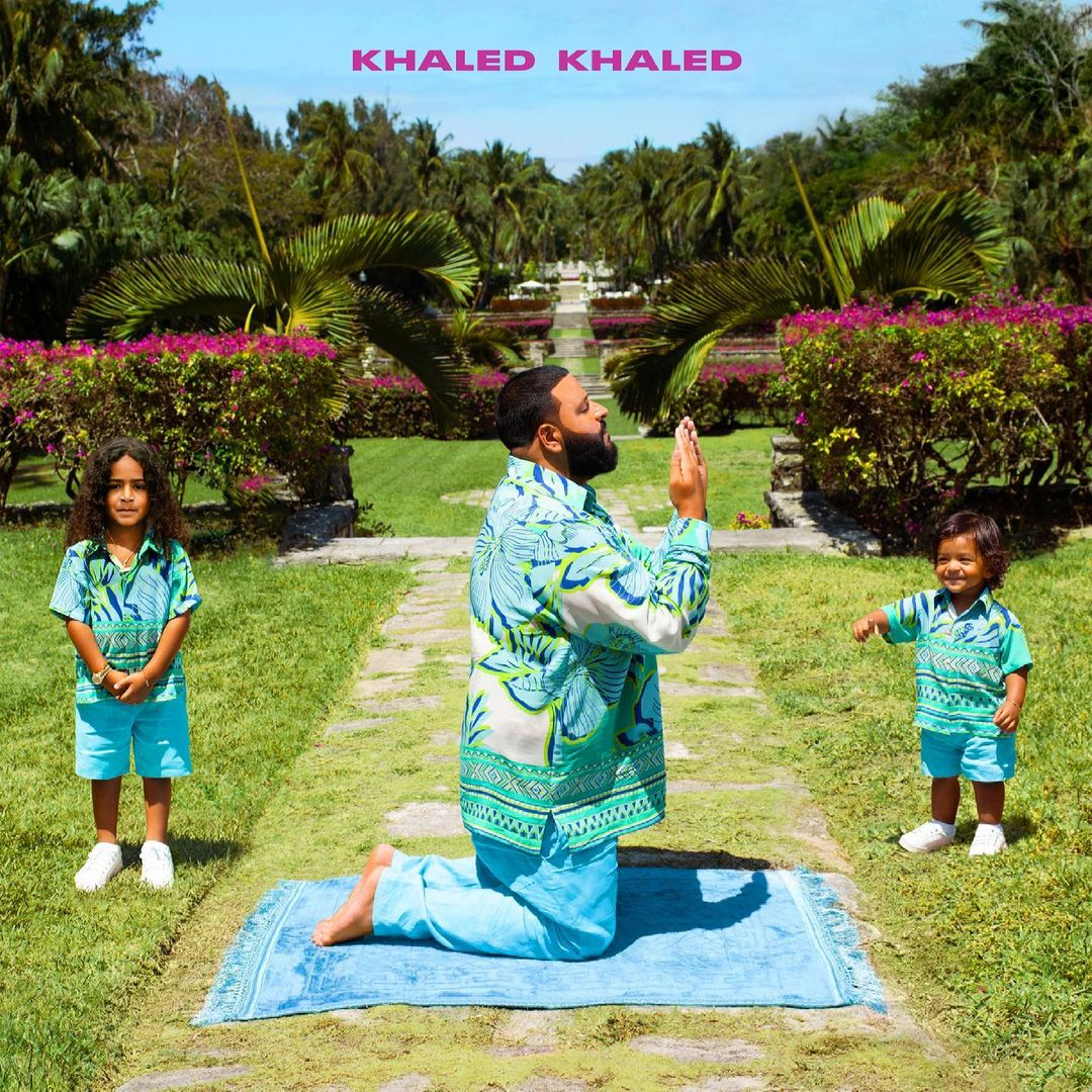 DOWNLOAD DJ Khaled – Khaled Khaled Album