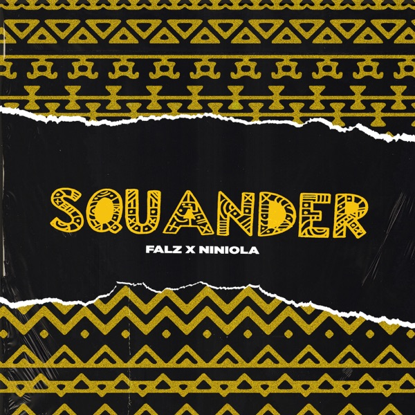 Falz Squander artwork