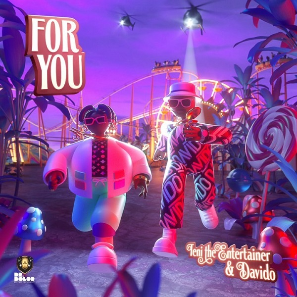 [Lyrics + Mp3] Teni – For You Ft. Davido