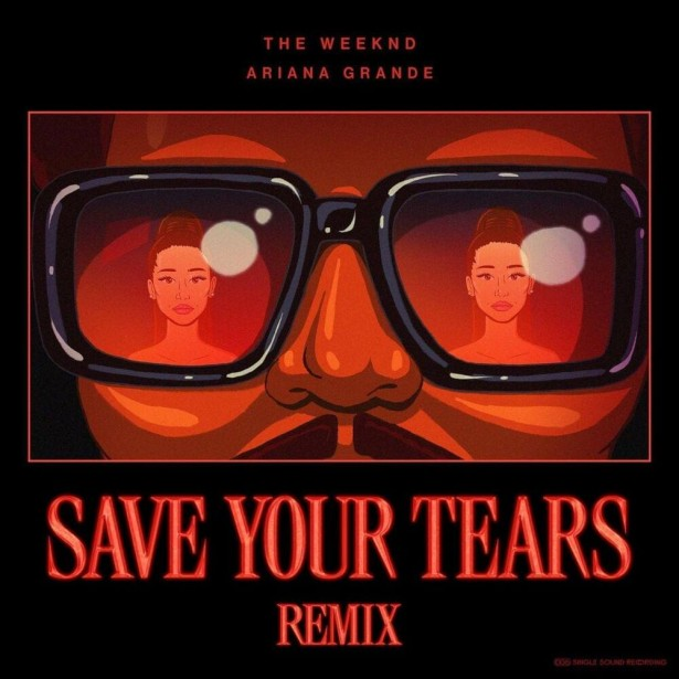 "DOWNLOAD AUDIO MP3: ""Save Your Tears (Remix)"" by The Weeknd & Ariana Grande"