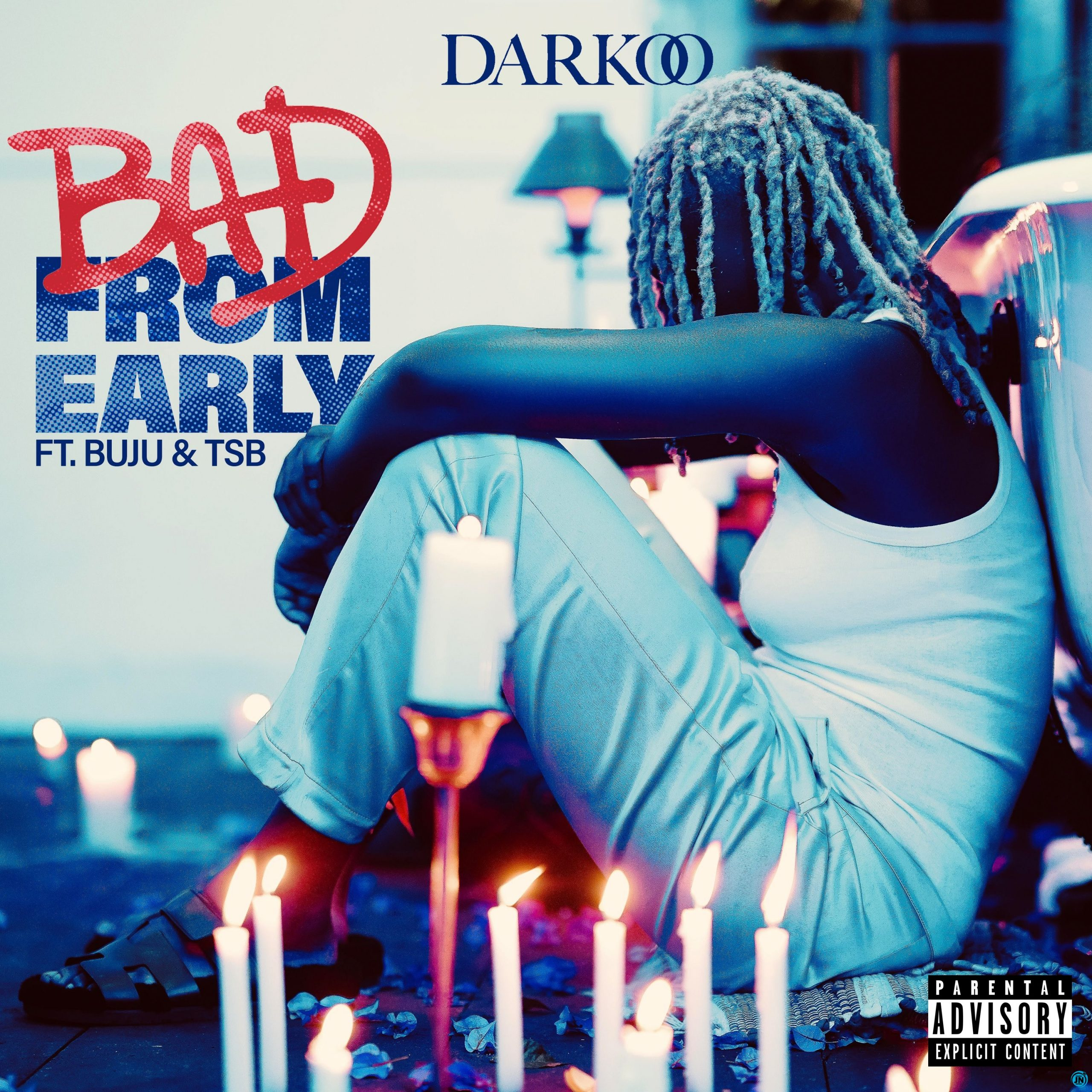 """DOWNLOAD AUDIO MP3: """"Bad From Early"""" song by Darko ft Buju & TSB"""