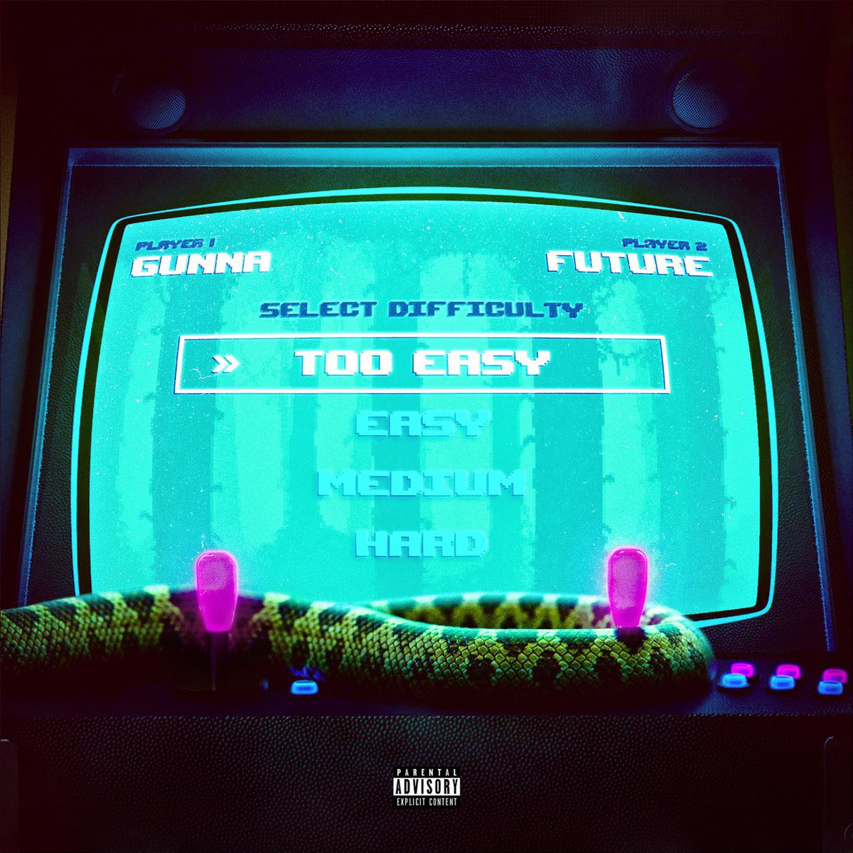 """DOWNLOAD AUDIO MP3: """"Too Easy"""" song by Gunna & Future"""