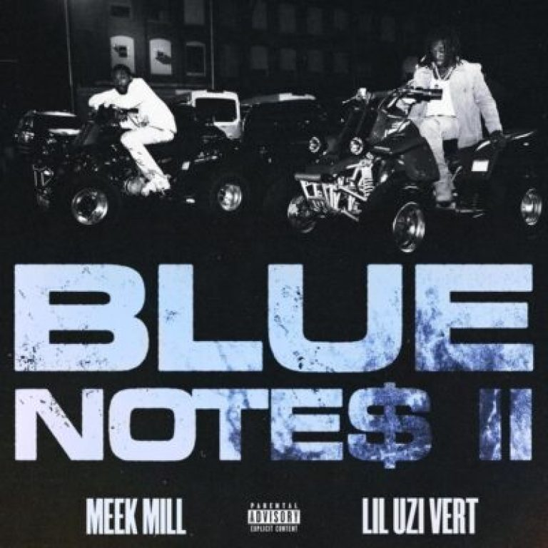 Meek Mill Blue Notes 2 feat Lil Uzi Vert mp3 image scaled 1